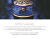 BULGARI The Gemme Orientali  (Lazulia) 2014-2015 spread small format 'Le Lapis Lazuli'