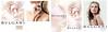 BULGARI Omnia Crystalline L'Eau de Parfum 2013 Italy 5 pages (foldout recto-verso + half page recto-verso + simple page) format Grazia