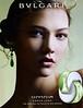 BULGARI Omnia Green Jade 2009 Spain 'The new Eau de Toilette for women'<br /> MODEL: Karlie Kloss, PHOTO: Mario Sorrenti