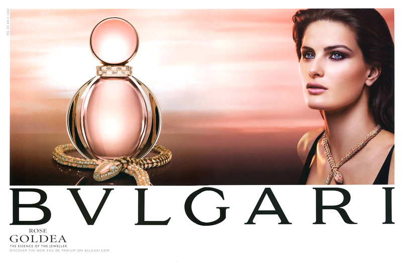 BULGARI Rose Goldea 2016 Japan spread 'The essence of the jeweller - Discover the new Eau de Parfum on bulgari com'