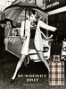 BURBERRY Brit 2003-2004 Spain 'The fragrance for women'