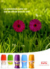 BYLY deodorants 2009 Spain <br /> 'La naturalez sabe ver qués es natural para tu piel - Lo natural es ser eficaz''