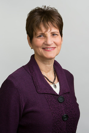 Dr. Drucy Borowitz at Women and Children's Hospital in Buffalo  Photograph: Douglas Levere
