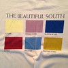"The Beautiful South, 2000. ""Painting It Red"" tour tee."