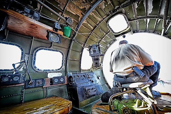 B17G Bomber
