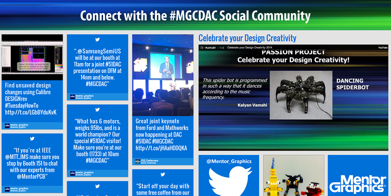MGCDAC Split Screen