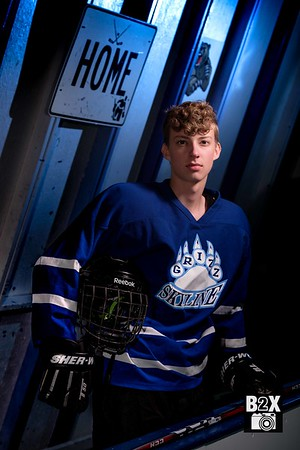 Jack Snyder Skyline Grizzlies Senior Pictures