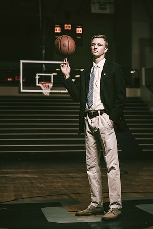 Christian Deane Senior Photos Skyline Grizzlies Basketball