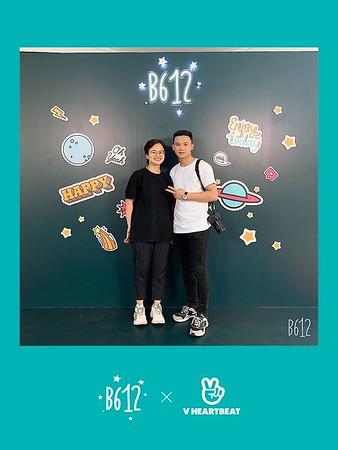 B612 x V HeartBeat Music Tháng 6 | instant print photo from mobile | in ảnh lấy liền từ điện thoại | Fotokio