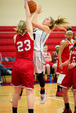 Girls Basketball 2-24-17