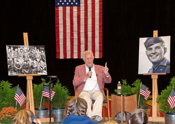 Veterans Day Assembly 11-11-16
