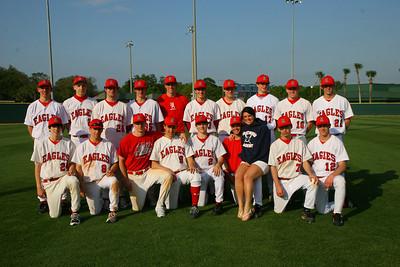 BA Baseball Springbreak group shots 2009