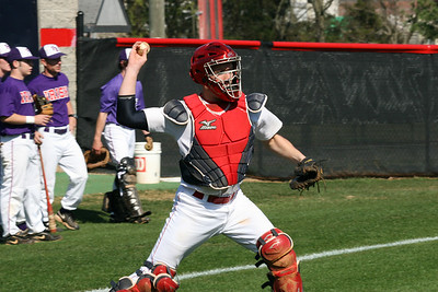 BA Baseball vs Father Ryan 4-17-09