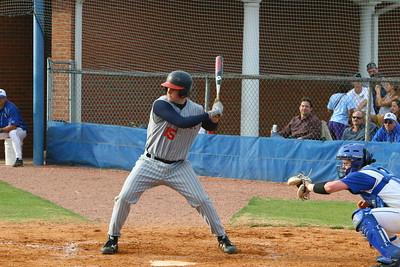 BA Baseball vs Goodpasture 3-9-2009