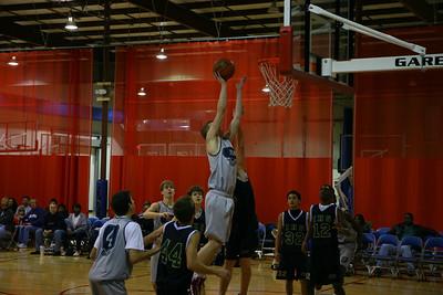 BA Basketball 2009-2010