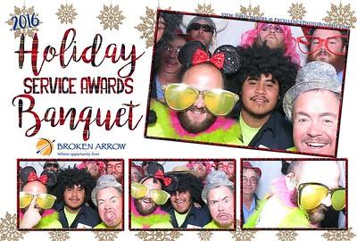 BA Holiday Service Awards Banquet