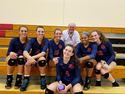 BA Volleyball  8/18/17