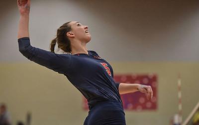 BA Volleyball 10/18/17