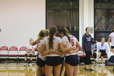 BA Volleyball 10/3/17
