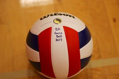 BA Volleyball 8/14/17