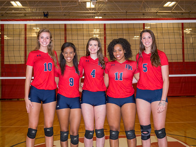 BA Volleyball Team Pictures 2017-Barry Robins