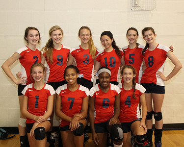 BA Volleyball 2012