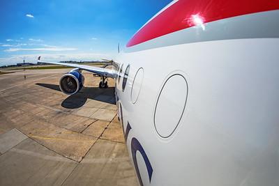 British Airways Airbus A350-1041 G-XWBA 7-29-19 19