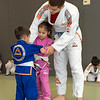 Gabe 4th stripe on white belt-12