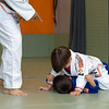 Gabe 4th stripe on white belt-6