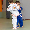 Gabe 4th stripe on white belt-5