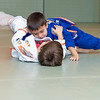Gabe 4th stripe on white belt-7