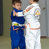 Gabe 4th stripe on white belt-3