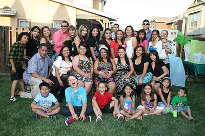 ANGIE'S BABY SHOWER @ HECTOR'S PAD • 06.26.10