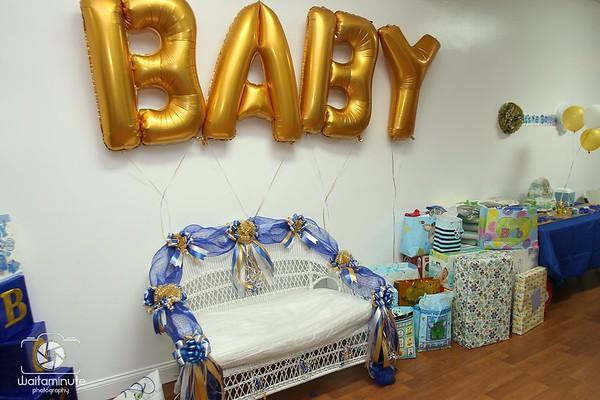 Yashauna & James Baby Shower...