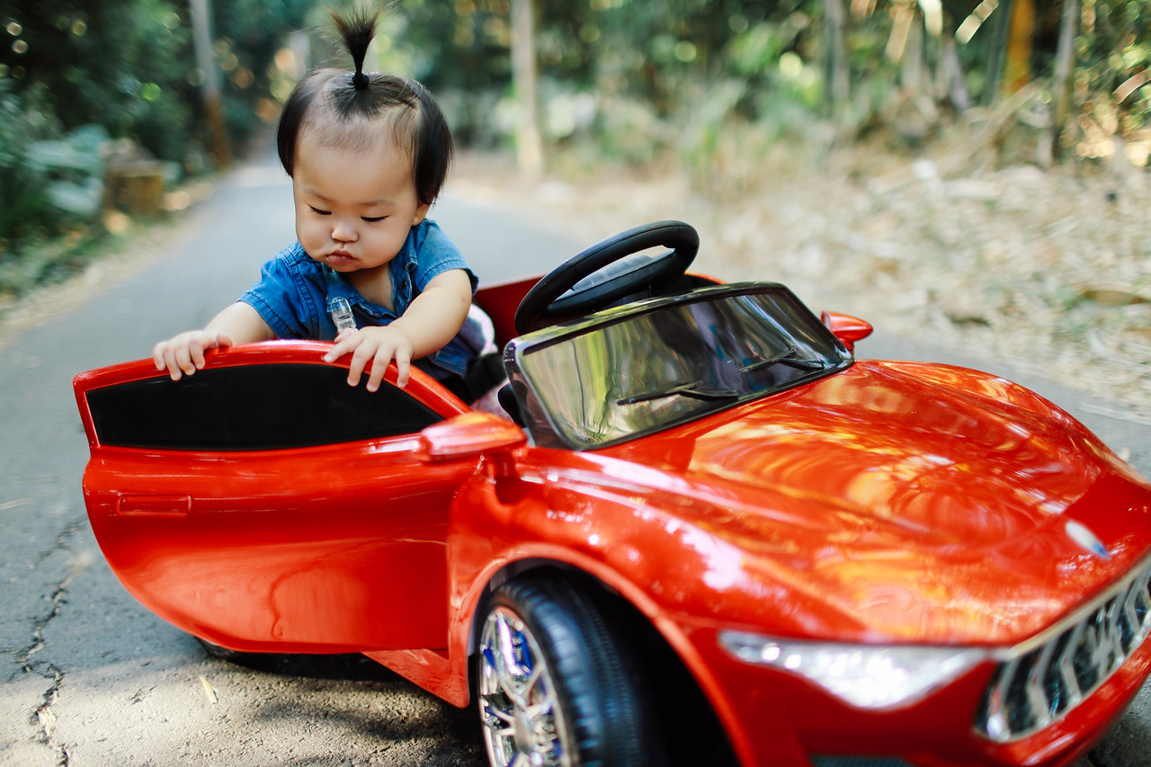 《寶寶寫真兒童攝影》森林系女孩 / 推薦台中攝影師