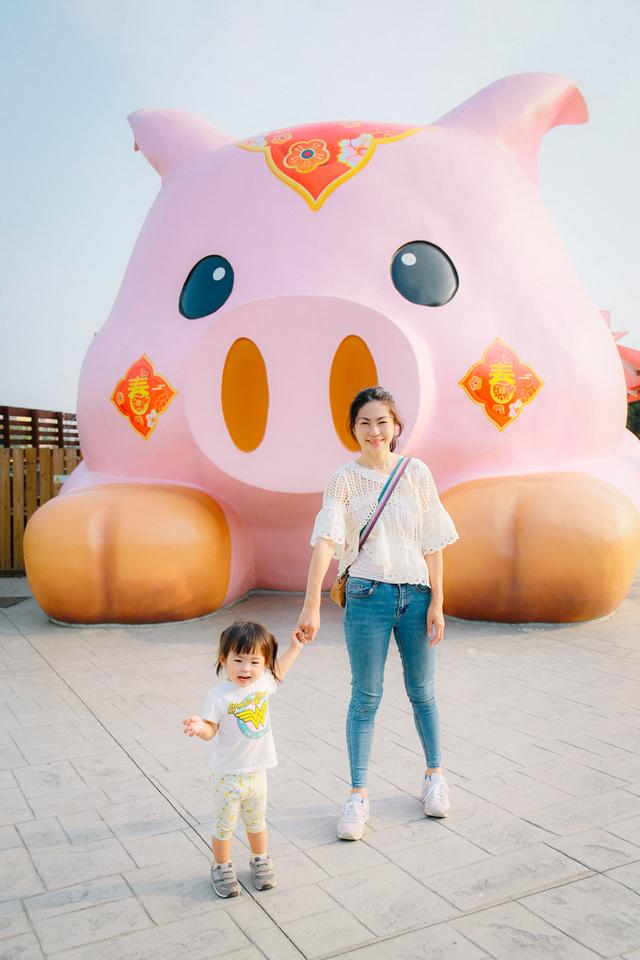 《嘉義親子景點》一日遊 / 三隻小豬觀光農場新景點