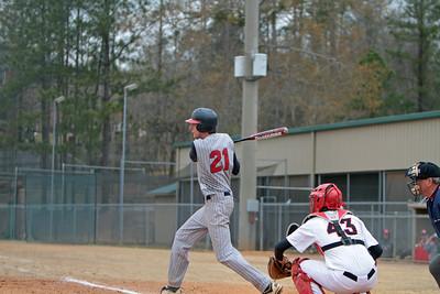 BA Baseball 2013 Spring Break