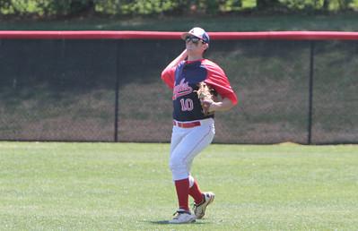 BA Baseball vs McCallie 4-13-13