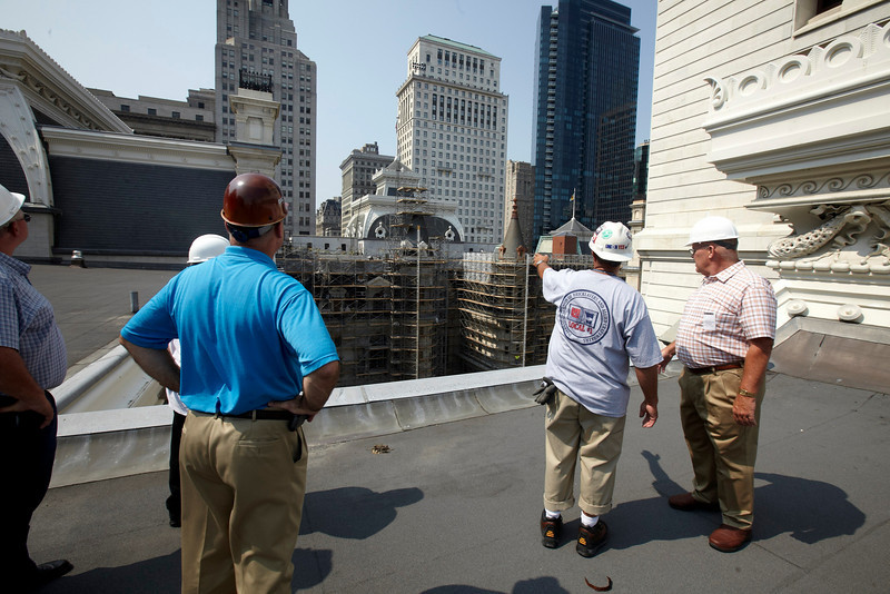 Philadelphia, PA - BAC Executive Board Visit - Philadelphia Executive Board visit in Philadelphia nad New Jersey duringthe Summer. Date: Wednesday July 7, 2010 Photo by © Todd Buchanan 2010 Technical Questions: todd@toddbuchanan.com; Phone: 612-226-5154.