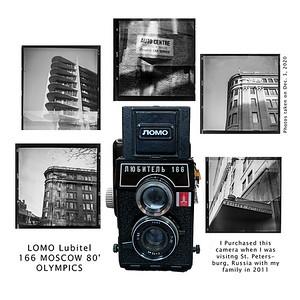 Lomo Russian Camera