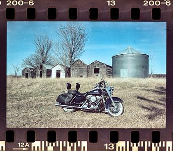 1998 Harley Road King Classic - April 18, 2021