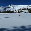 Beth, Tamarack Lake.