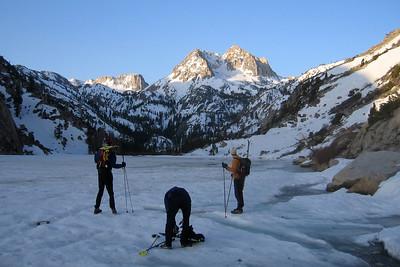 PEELER LAKE BACKCOUNTRY SKATE 2008