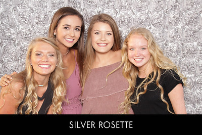 Silver Rosette ex