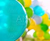 colorful balloon background pattern background