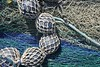lead balls fishing trawler net tackle