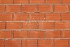 red clay brick wall construction airbrick