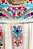 Mexican embroidered Chiapas dress