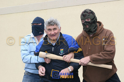 May 2007 - Mick O'Dwyer is kidnapped