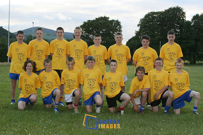 Jun 2006 - Wicklow Under 14 Football Team in Laragh